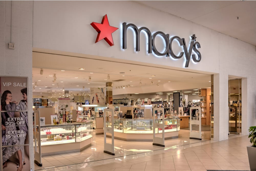 Macy's picks Mitchell, an outsider, for CFO (their 3rd in the last 3 years)