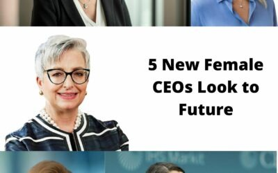 Driving Growth & Shattering Ceilings: 5 New Female CEOs from 2020